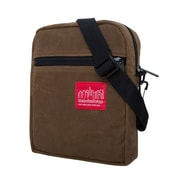 Manhattan Portage Waxed Canvas City Lights Small Field Tan (1403-WCN FTAN)