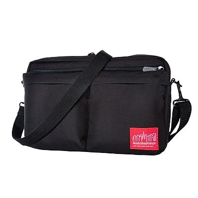 Manhattan Portage Albany Shoulder Bag Black (1412 BLK)