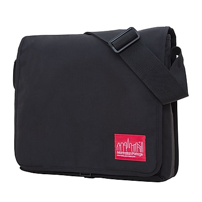 Manhattan Portage Dj Bag Medium Black (1428 BLK)