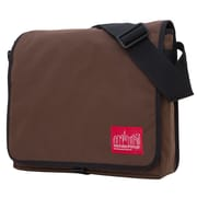 Manhattan Portage Dj Bag Medium Dark Brown (1428 DBR)