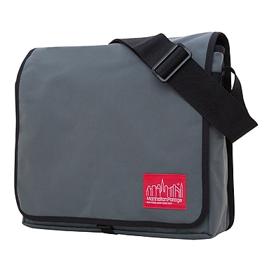 Manhattan Portage Dj Bag Medium Grey (1428 GRY)