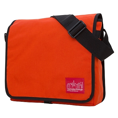 Manhattan Portage Dj Bag Medium Orange (1428 ORG)