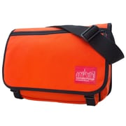 Manhattan Portage Europa Medium with Back Zipper And Compartments Orange (1439Z-C ORG)