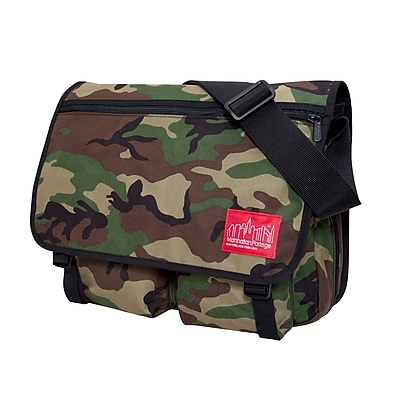 Manhattan Portage Europa Deluxe Large with Back Zipper Camouflage (1440Z CAM)