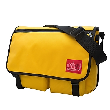 Manhattan Portage Europa Deluxe Large with Back Zipper Mustard (1440Z MUS)