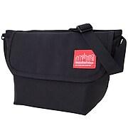 Manhattan Portage Nylon Messenger Bag (1603 BLK)