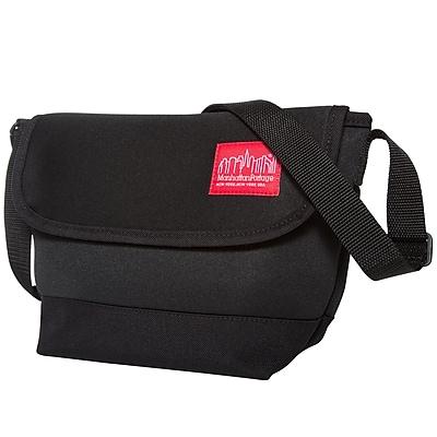 Manhattan Portage Neoprene Messenger Bag (1603-NEO BLK)