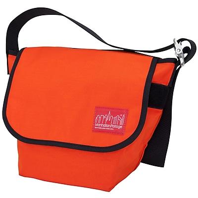 Manhattan Portage Vintage Messenger Bag Small Orange (1605V ORG)