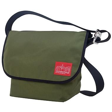 Manhattan Portage Vintage Messenger Bag Medium Olive (1606V OLV)
