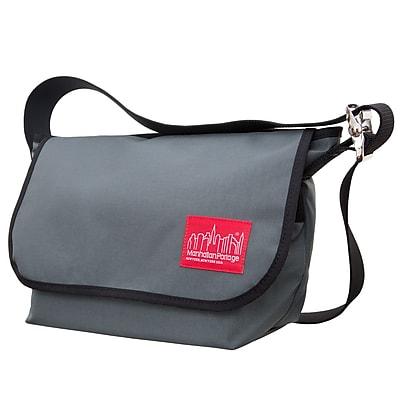 Manhattan Portage Vintage Messenger Bag Jr. Medium Grey (1606V-JR GRY)