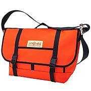 Manhattan Portage Ny Bike Messenger Bag Medium Orange (1615 ORG)