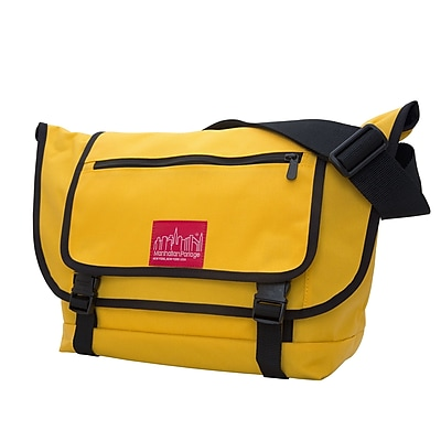 Manhattan Portage Willoughby Messenger Bag Mustard (1637-2 MUS)