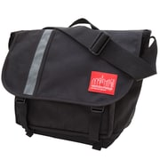Manhattan Portage Dana'S Messenger Bag Medium Black/ Grey (1690 BLK/GRY)