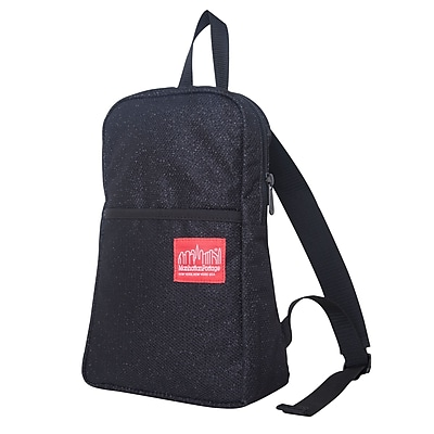 Manhattan Portage Midnight Ellis Backpack Black (1907-MDN BLK)