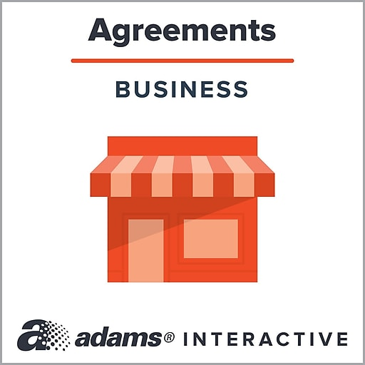 Adams Commercial Promissory Note; 1-User, Web Downloaded