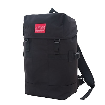 Manhattan Portage Greenbelt Hiking Backpack Black (2108 BLK)