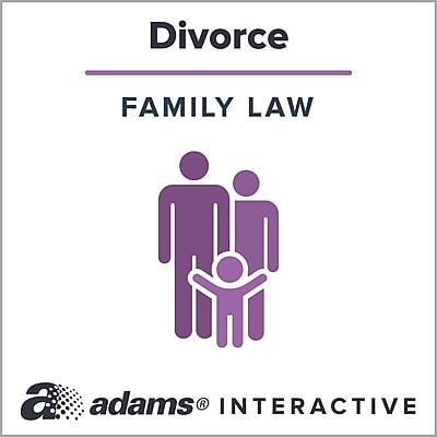 Adams Marital Separation Agreement Use Interactive Digital Legal
