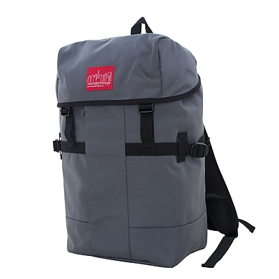 Manhattan Portage Greenbelt Hiking Backpack Grey (2108 GRY)