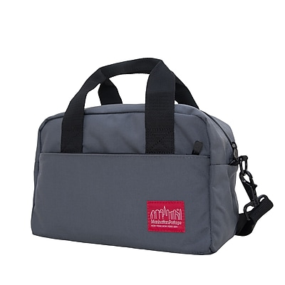 Manhattan Portage Parkside Shoulder Bag Grey (4030 GRY)