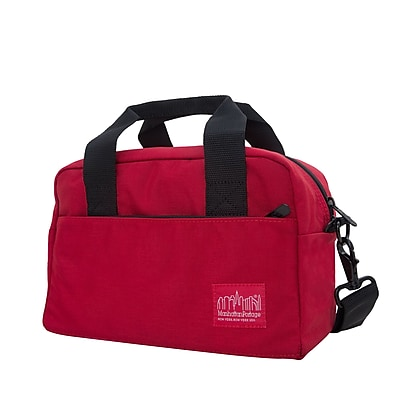 Manhattan Portage Parkside Shoulder Bag Red (4030 RED)
