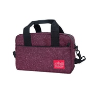Manhattan Portage Midnight Parkside Shoulder Bag Burgundy (4030-MDN BUR)