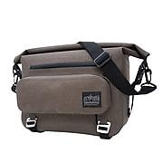 Manhattan Portage Harbor Trunk Bag Dark Brown (5535-BL DBR)