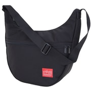 Manhattan Portage Top Zipper Nolita Bag Black (6056 BLK)