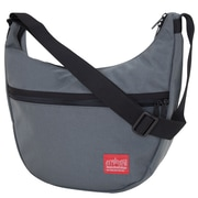 Manhattan Portage Top Zipper Nolita Bag Grey (6056 GRY)