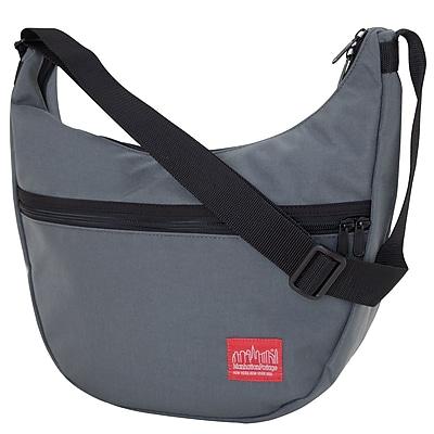 Manhattan Portage Top Zipper Nolita Bag Grey (6056 GRY)