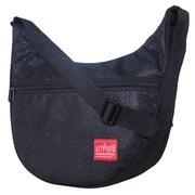 Manhattan Portage Nolita Bag Midnight Black (6056-MDN BLK)