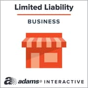 Adams Certificates of Organization, 1-User, Instant Web Downloaded Form