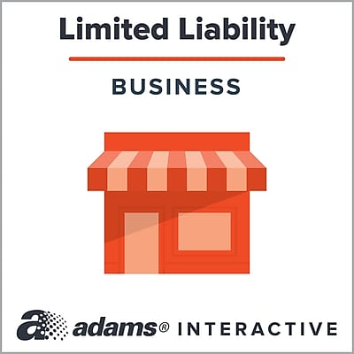 Adams® [Virginia] Application for Reservation of LLC Name, 1-Use Interactive Digital Legal Form