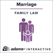 Adams® Premarital Agreement, 1-Use Interactive Digital Legal Form
