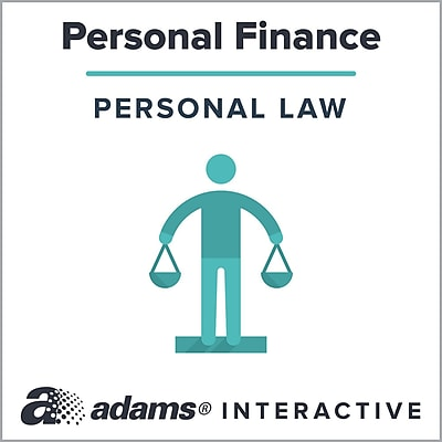 Adams® Identity Theft Affidavit, 1-Use Interactive Digital Legal Form