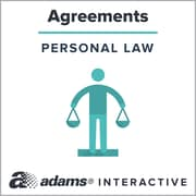 Adams® General Assignment, 1-Use Interactive Digital Legal Form