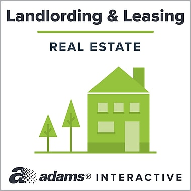 Adams® Monthly Rental Agreement, 1-Use Interactive Digital Legal