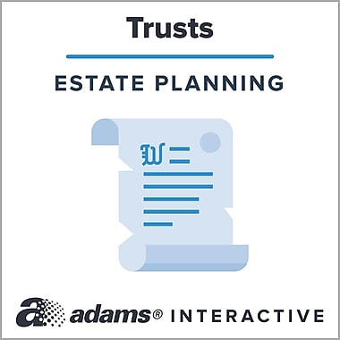Adams® Revocation of Living Trust, 1-Use Interactive Digital Legal Form