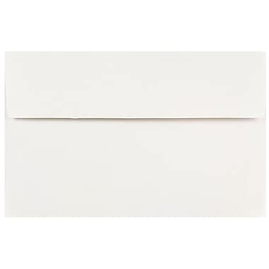 JAM Paper® A10 Invitation Envelopes, 6 x 9.5, White, 25/pack (12039)