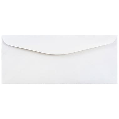 JAM Paper® #12 Business Commercial Envelopes, 4.75 x 11, White, 1000/carton (45195B)