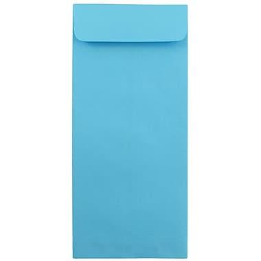 JAM Paper® #12 Policy Envelopes, 4.75 x 11, Brite Hue Blue, 50/pack (3156401I)