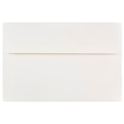 JAM Paper® A8 Invitation Envelopes, 5.5 x 8.125, White, 250/box (4023981H)