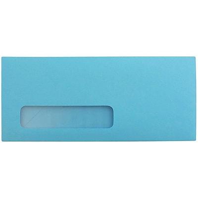 JAM Paper #10 Window Envelopes, 4 1/8