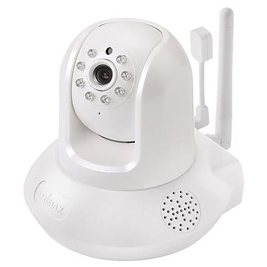 Edimax Wi-Fi Pan/Tilt Network Camera, 11 x 7 x 5, Clear, 12/ctn (IC-7113W)