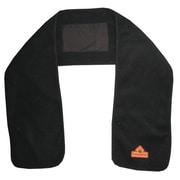 TechNiche — Foulard chauffant à activation à l'air, noir