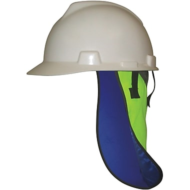 TechNiche HYPERKEWL™ Evaporative Cooling Neck Shade, Hi-Viz Lime