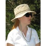 TechNiche HYPERKEWLMC — Chapeau de garde-forestier à refroidissement par évaporation d'eau, kaki