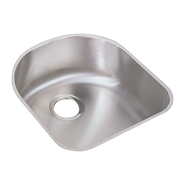 Elkay Harmony 20'' x 18.5'' Kitchen Sink w/ Bottom Grid and Drain Assembly
