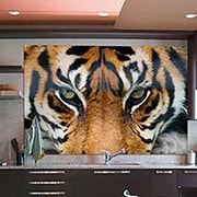 WallPops! Tiger Wall Mural