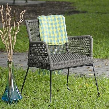 Matrix Keywest Patio Dining Chair; Gray