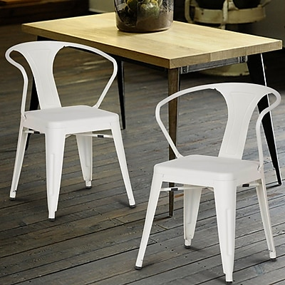 AdecoTrading Dining Chair (Set of 2)